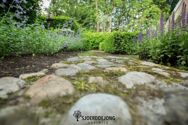 Bostuin-groenetuin-hoogteverschil-Silvolde-Sjoerd-de-Jong-Hovenier-Doetinchem